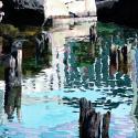 Gloucester Seascape,  Reflections on Bay