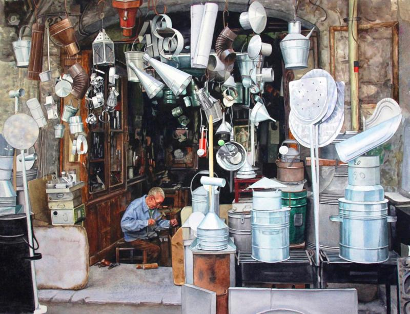 Hardware Shop in Palermo