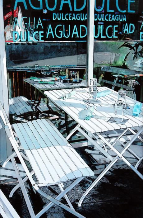 Patio Table in NYC