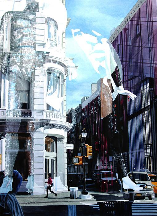 New York Reflections Garment District